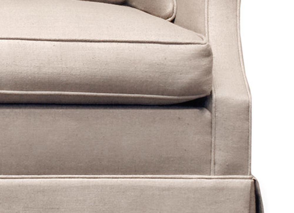 Kindel Furniture Company - Chippendale Loveseat