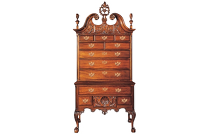 Thumbnail of Kindel Furniture Company - Philadelphia High Chest
