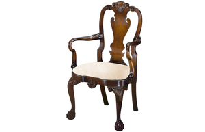 Thumbnail of Kindel Furniture Company - Queen Anne Arm Chair