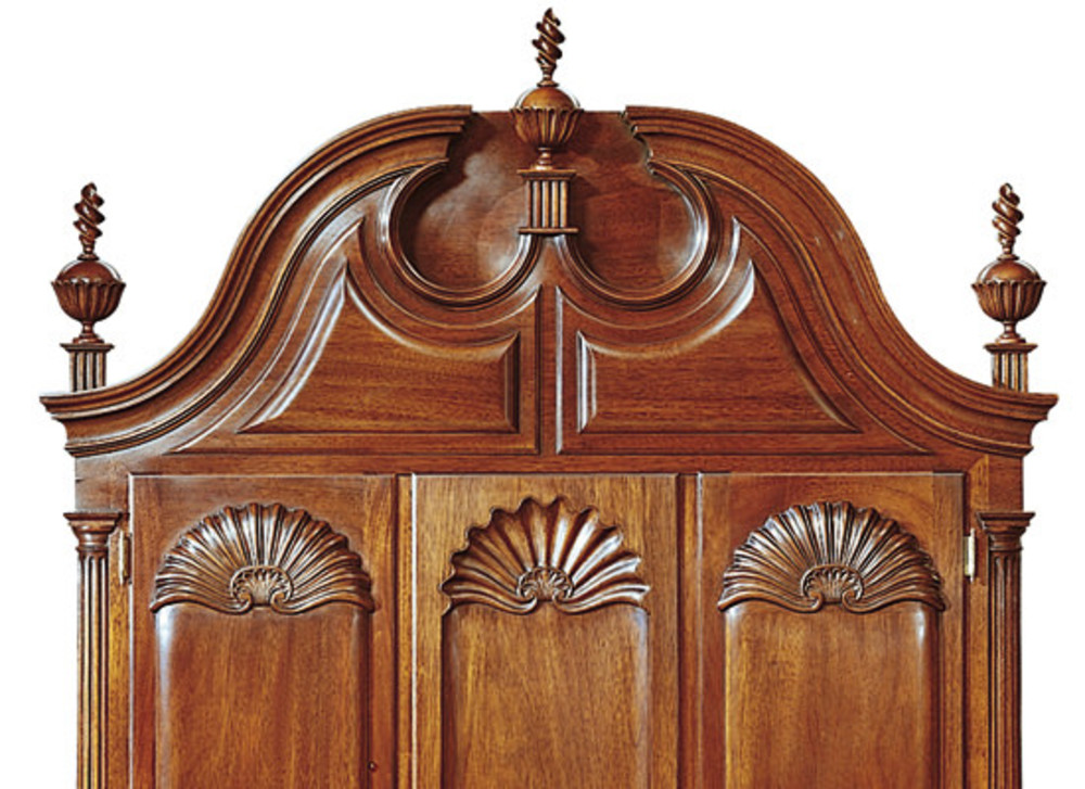 Kindel Furniture Company - Rhode Island Desk & Bookcase