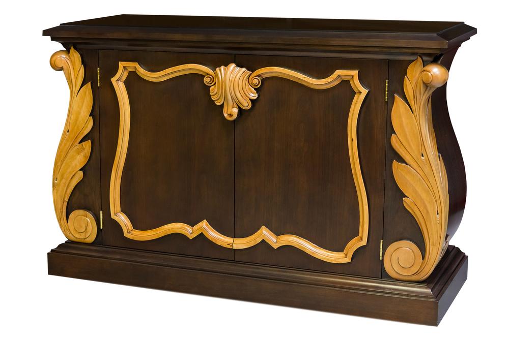 Kindel Furniture Company - Brazilliance Commode