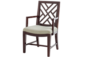 Thumbnail of Kindel Furniture Company - Trellis Arm Chair