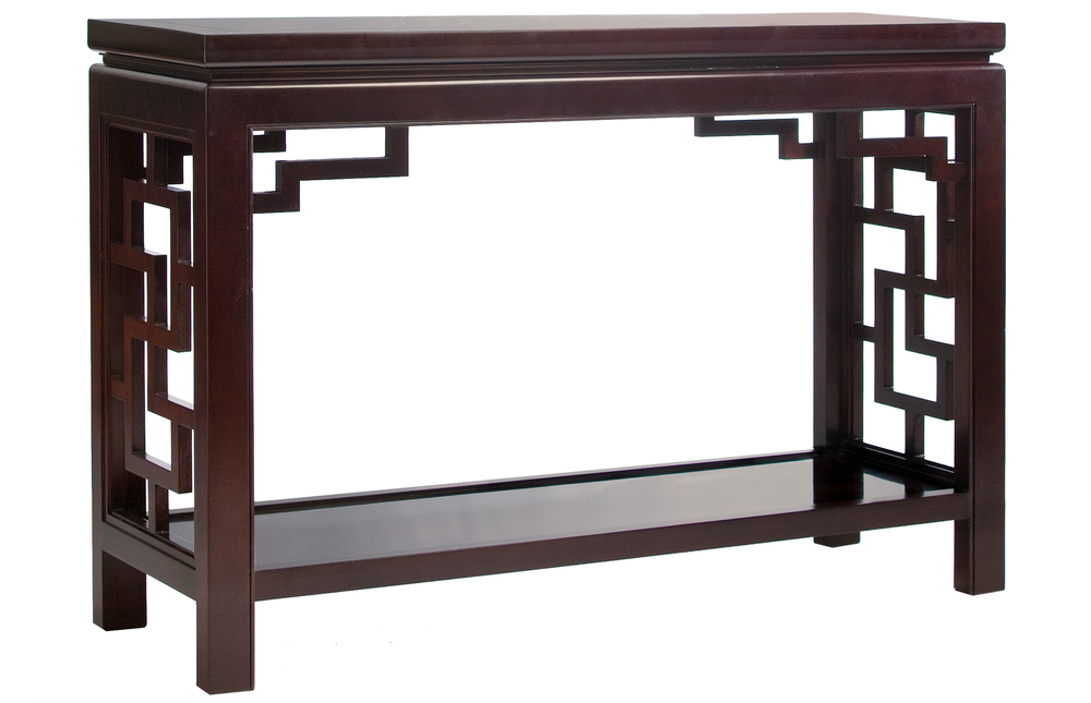 Kindel Furniture Company - Lattice Console