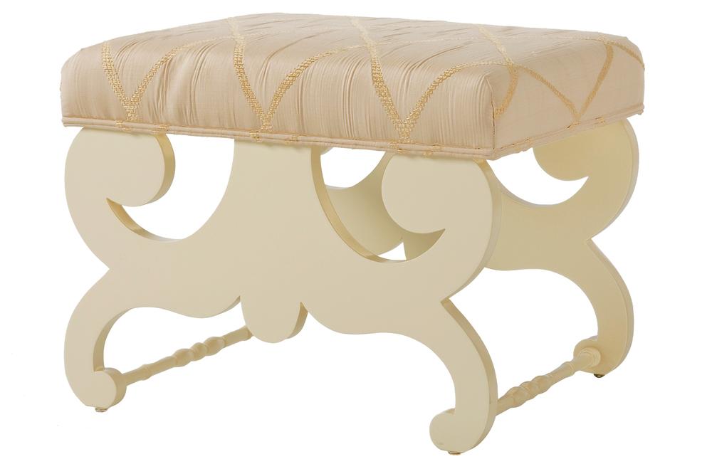 Kindel Furniture Company - Camellia House Bench