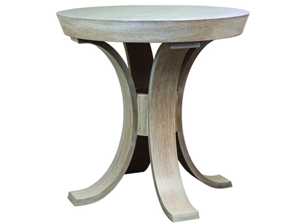 Kindel Furniture Company - Mark Round Lamp Table