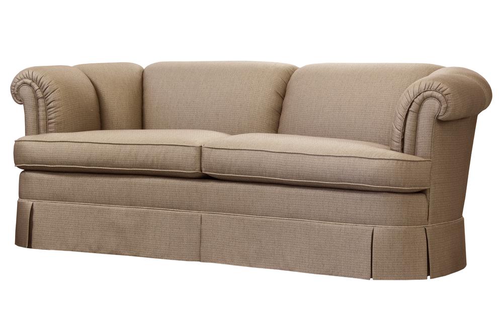 Kindel Furniture Company - Crescent Loveseat