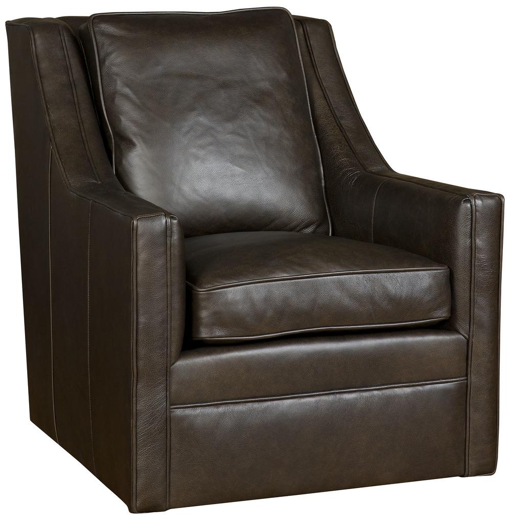 King Hickory - Brenna Swivel Chair