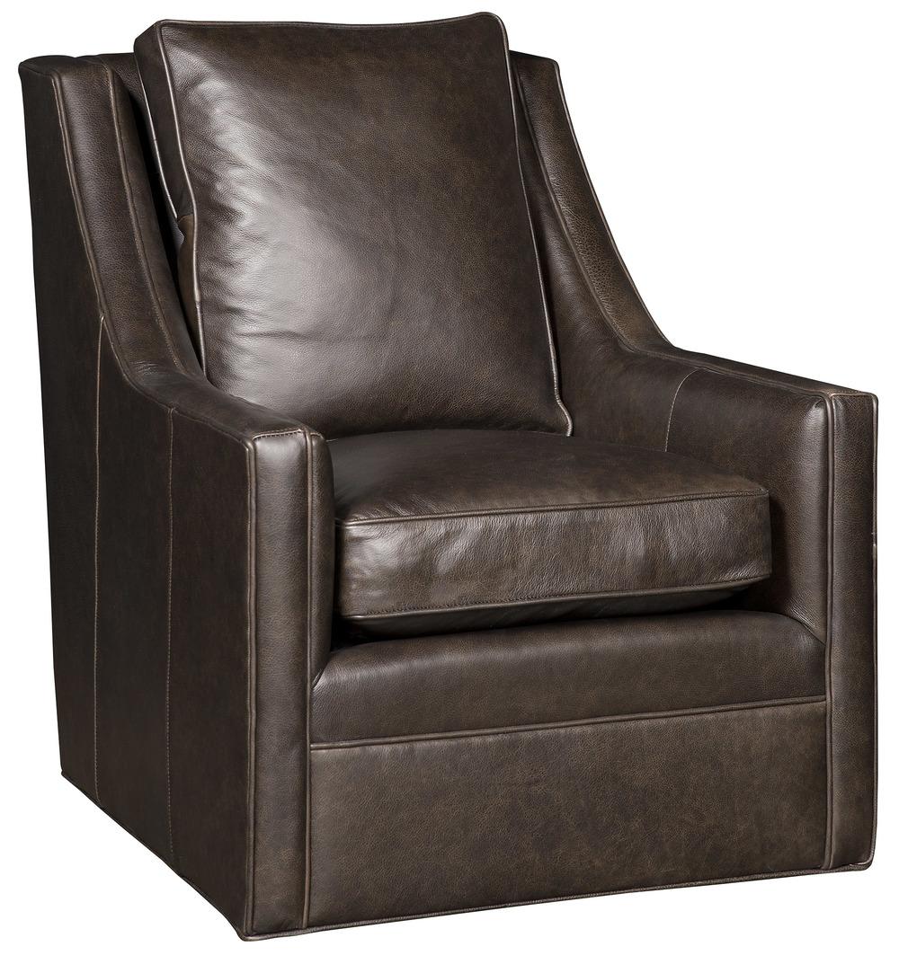 King Hickory - Brandon Swivel Chair