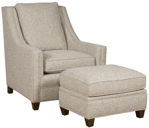 Thumbnail of King Hickory - Brandon Chair and Ottoman