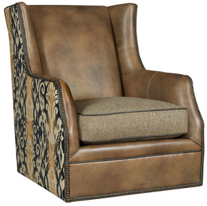 Thumbnail of King Hickory - Grayson Swivel Chair