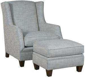 Thumbnail of King Hickory - Grayson Chair and Ottoman