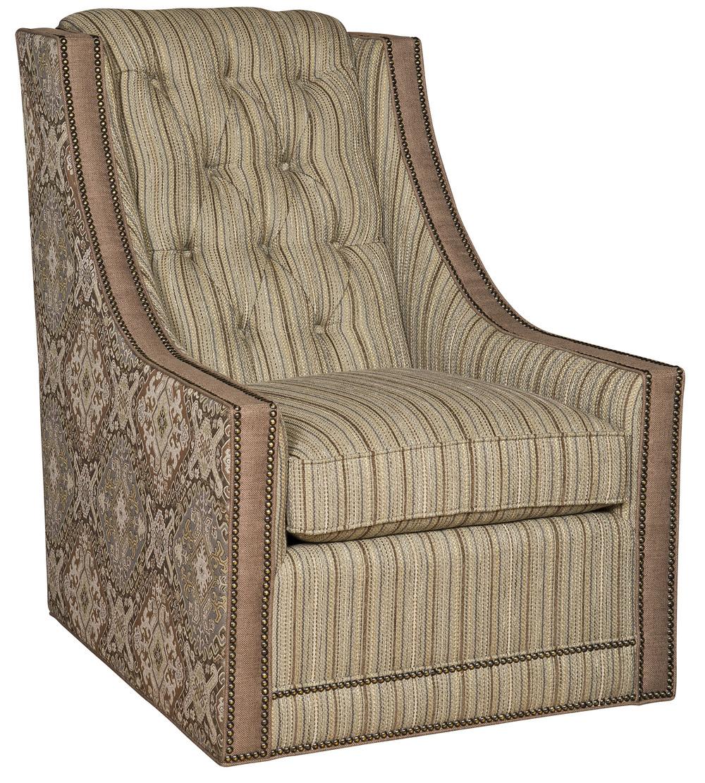 King Hickory - Melissa Swivel Chair