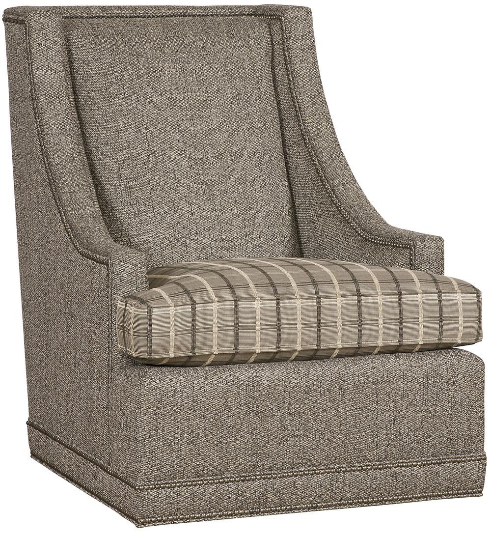 King Hickory - Springfield Swivel Chair