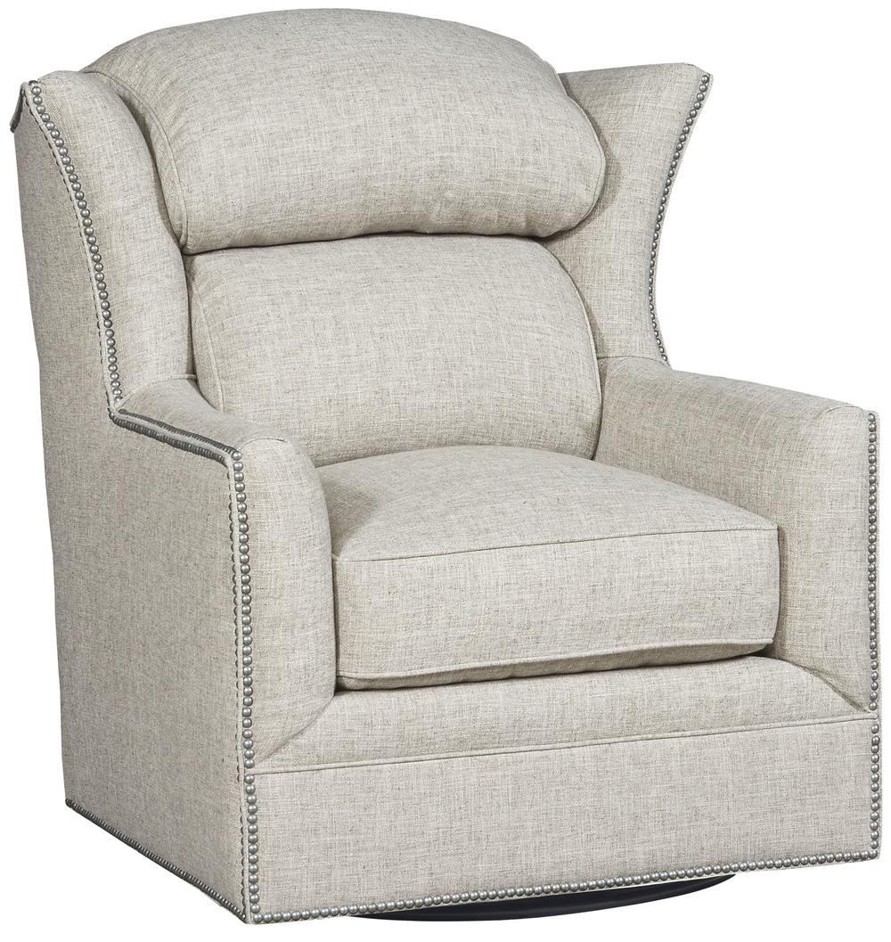 King Hickory - Santorini Swivel Chair