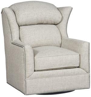 Thumbnail of King Hickory - Santorini Swivel Chair