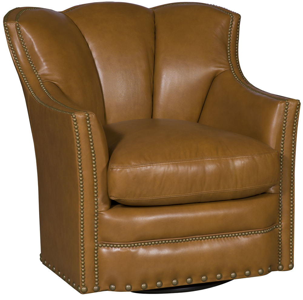 King Hickory - Pecos Swivel Glide Chair