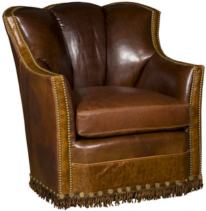Thumbnail of King Hickory - Pecos Swivel Glide Chair