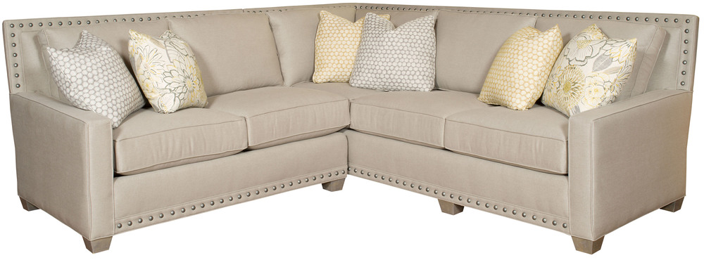 King Hickory - Savannah Two Piece Sectional
