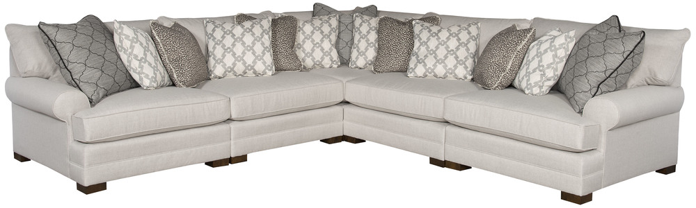 King Hickory - Casbah Five Piece Sectional