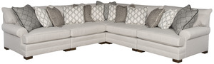 Thumbnail of King Hickory - Casbah Five Piece Sectional