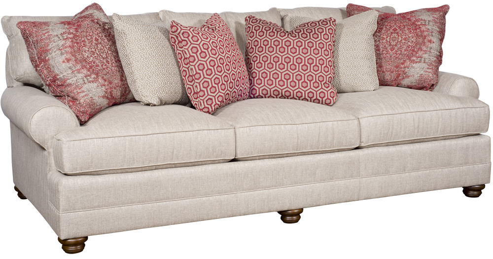 King Hickory - Casbah 3 over 3 Sofa