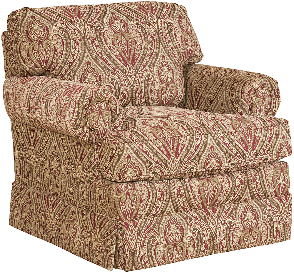 King Hickory - Lillian Swivel Chair
