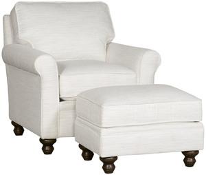 Thumbnail of King Hickory - Cory Chair and Ottoman