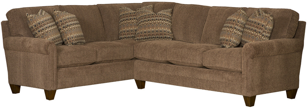 King Hickory - Cory Two Piece Sectional