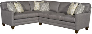 Thumbnail of King Hickory - Cory Two Piece Sectional