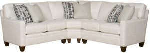 Thumbnail of King Hickory - Cory Three Piece Sectional