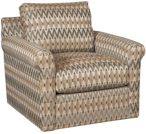 Thumbnail of King Hickory - Darby Swivel Chair