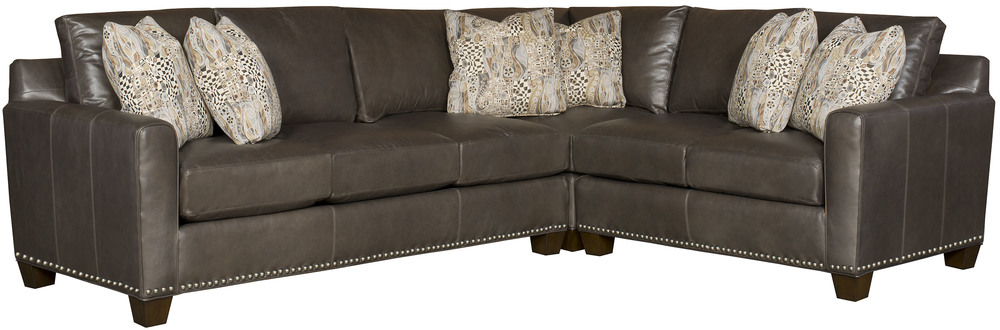 King Hickory - Darby Three Piece Sectional