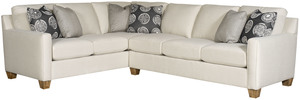 Thumbnail of King Hickory - Darby Two Piece Sectional