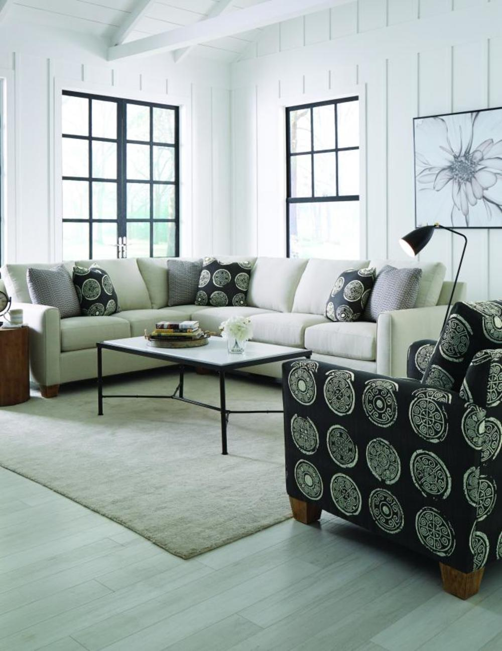 King Hickory - Darby Two Piece Sectional