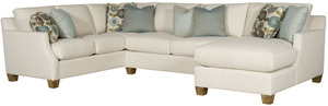 Thumbnail of King Hickory - Darby Three Piece Sectional with Chaise