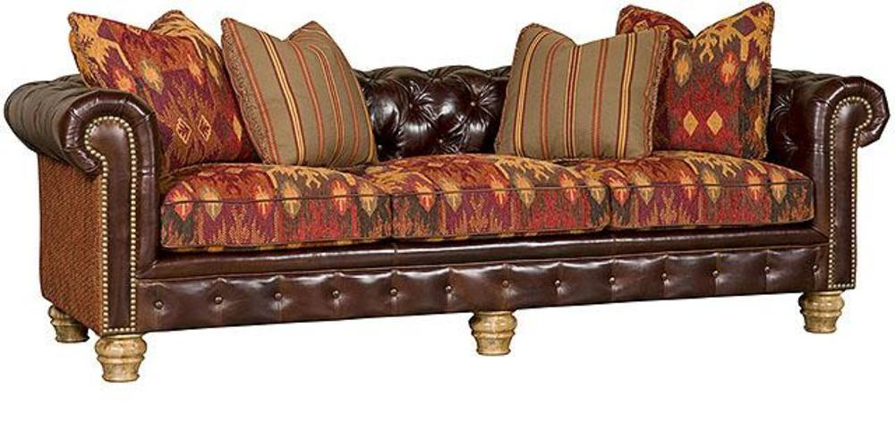 King Hickory - Empire Sofa