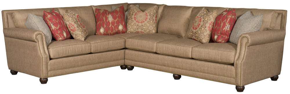 King Hickory - Julianna Two Piece Sectional