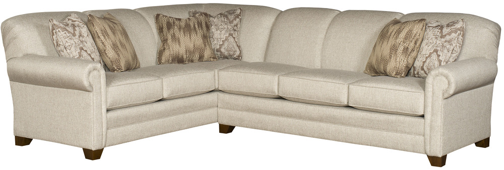 King Hickory - Anika Two Piece Sectional