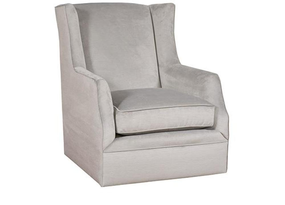 King Hickory - Grayson Swivel Chair