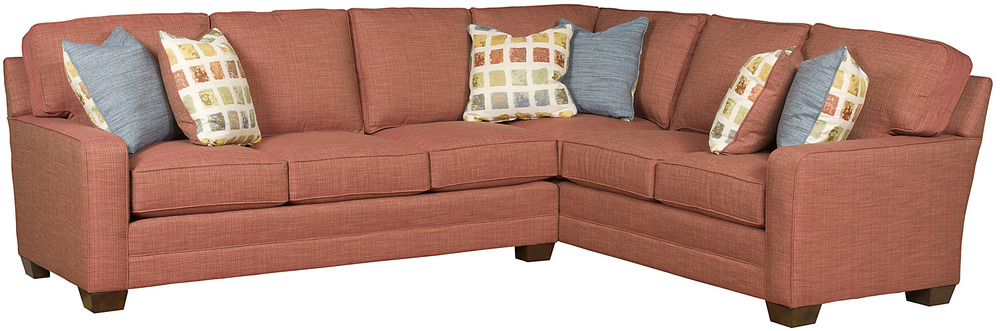 King Hickory - Bentley Two Piece Sectional