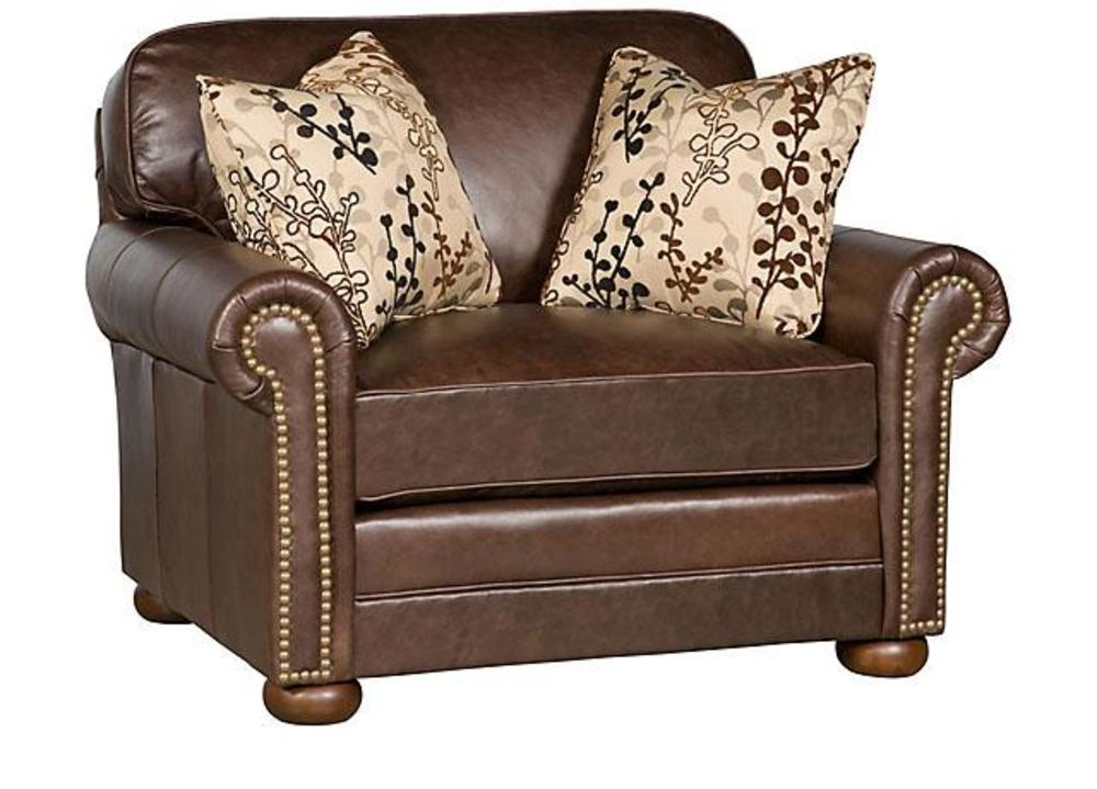 King Hickory - Bentley Chair & 1/2