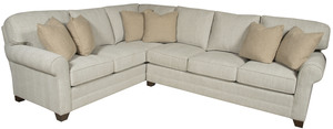 Thumbnail of King Hickory - Bentley Two Piece Sectional