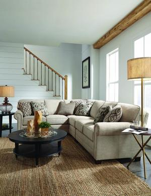 Thumbnail of King Hickory - Bentley Three Piece Sectional