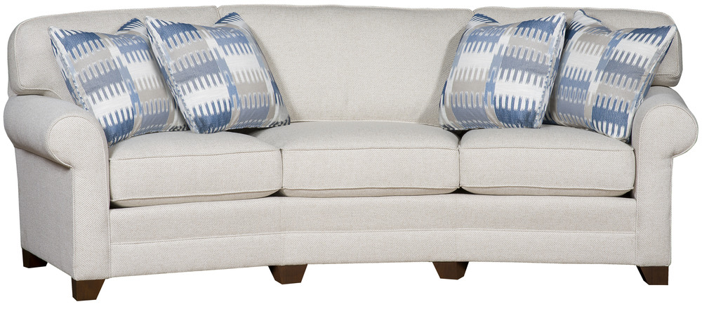 King Hickory - Bentley Conversation sofa