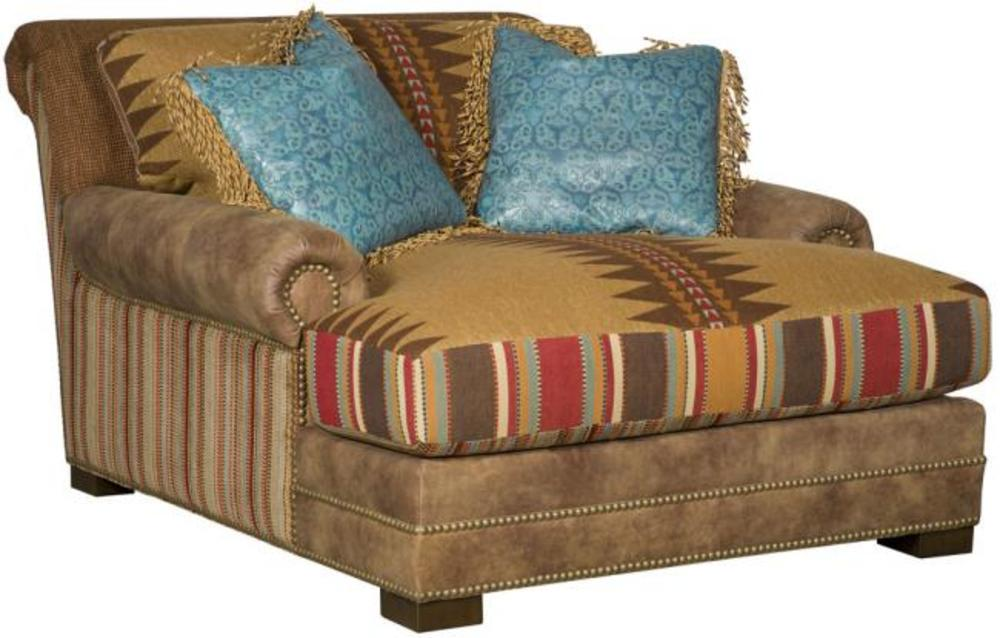 King Hickory - Barclay Chaise