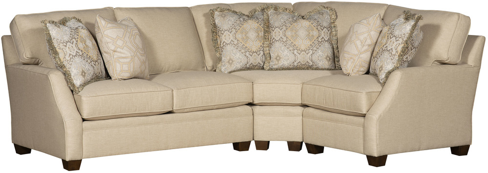 King Hickory - Benson Three Piece Sectional