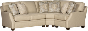 Thumbnail of King Hickory - Benson Three Piece Sectional