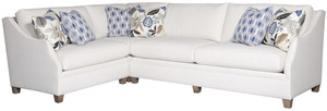 Thumbnail of King Hickory - Brandy Three Piece Sectional