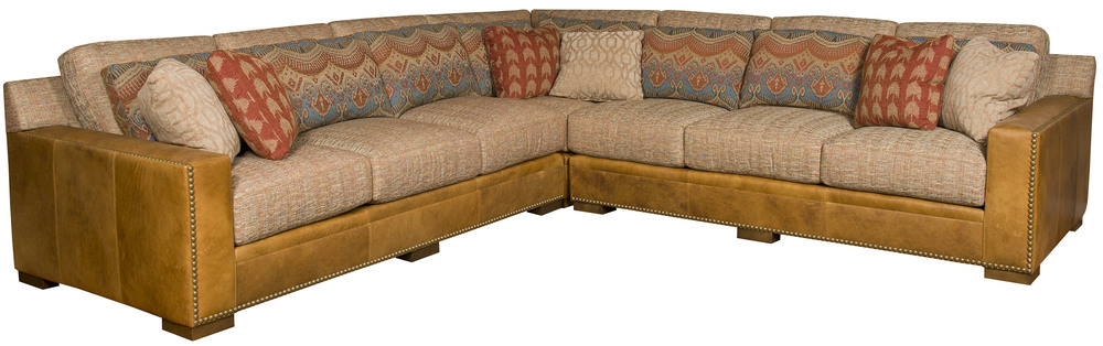 King Hickory - California Three Piece Sectional