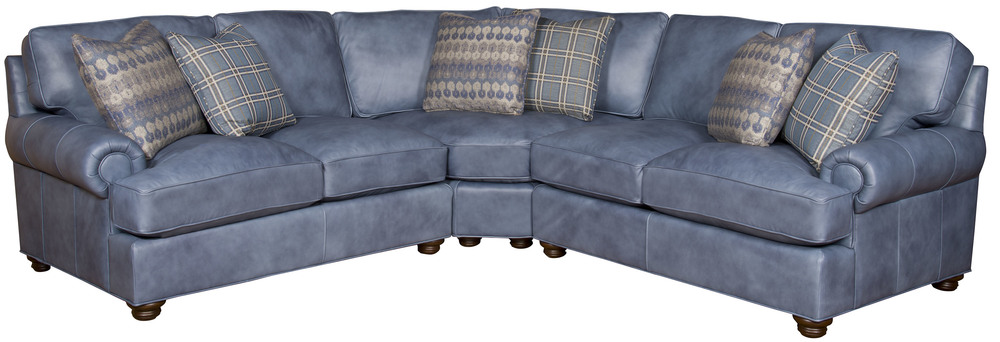 King Hickory - Henson Three Piece Sectional
